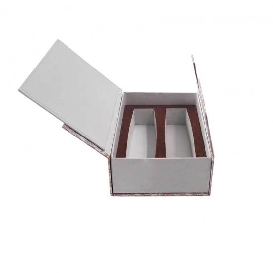 Rectangle Boxes With EVA Foam Tray For Cosmetic